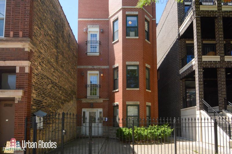 2502 N Southport Ave 4, Chicago, IL - 2,600 USD/ month