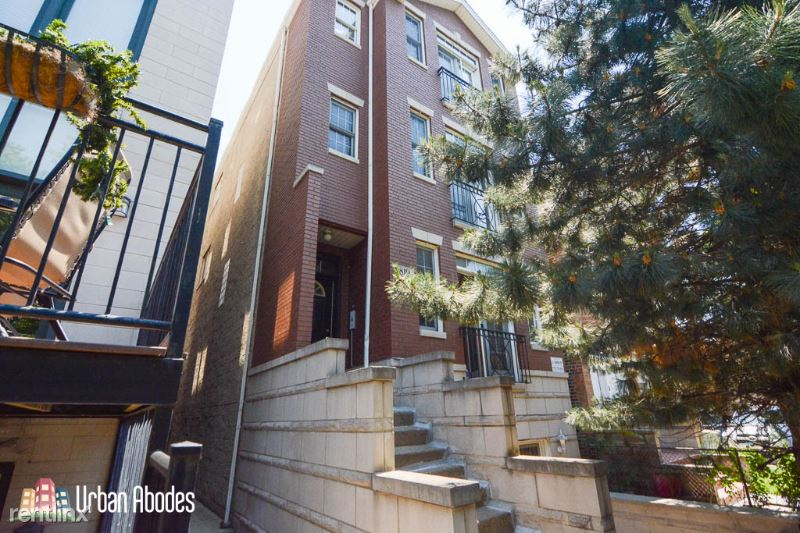 819 N Wood St 2, Chicago, IL - 2,300 USD/ month
