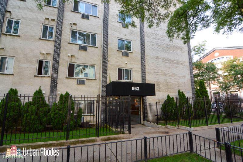 663 W Grace St 2, Chicago, IL - 900 USD/ month
