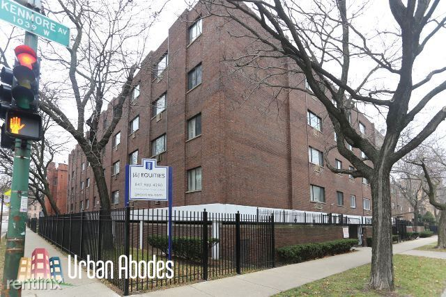 1040 W Hollywood Ave 3, Chicago, IL - 1,095 USD/ month