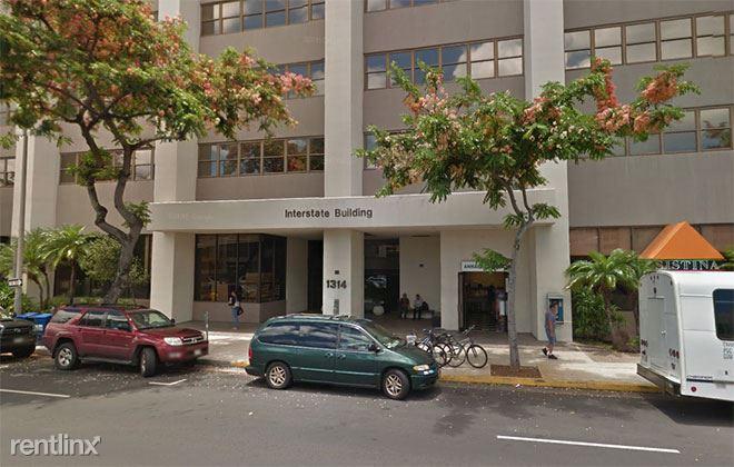 1314 S King St 1554, Honolulu, HI - 800 USD/ month