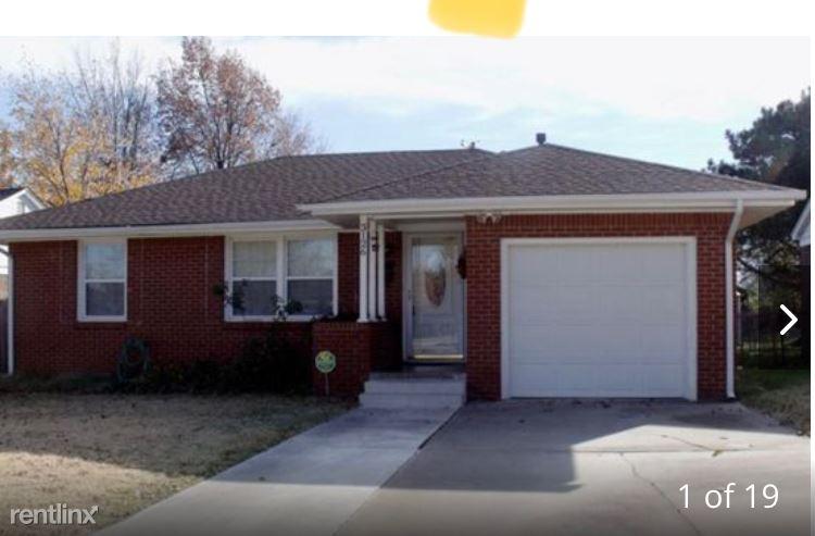 3126 NW 41st St, Oklahoma City, OK - 1,100 USD/ month