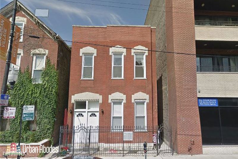 2146 W Chicago Ave 3, Chicago, IL - 1,500 USD/ month