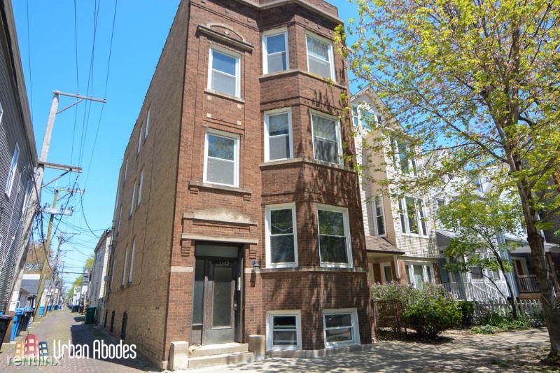 1142 W Wellington Ave 4, Chicago, IL - 2,400 USD/ month