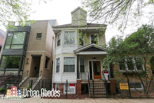 1519 W Nelson St 8, Chicago, IL - 2,700 USD/ month