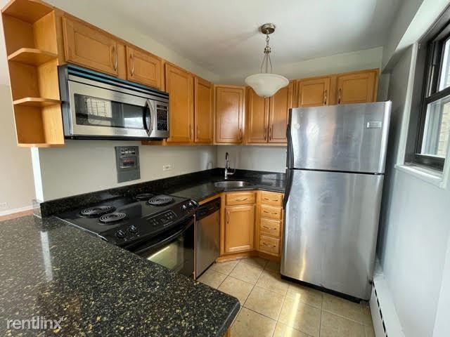 3420 N Lake Shore Dr 16J, Chicago, IL - 1,250 USD/ month