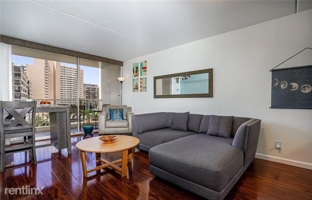 400 Hobron Ln Apt 805, Honolulu, HI - 900 USD/ month