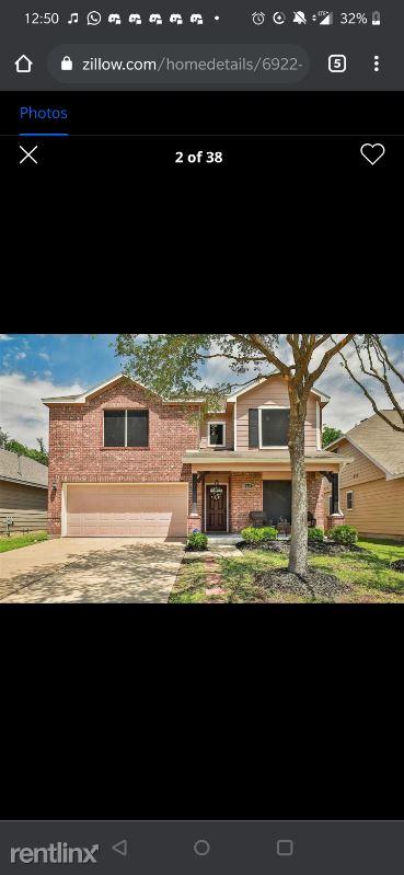 Hampden Point Court, Houston, TX - 695 USD/ month