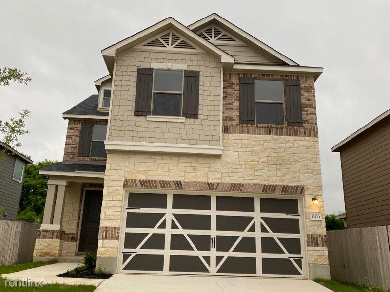 3106 Lake Marion, San Antonio, TX - 2,300 USD/ month