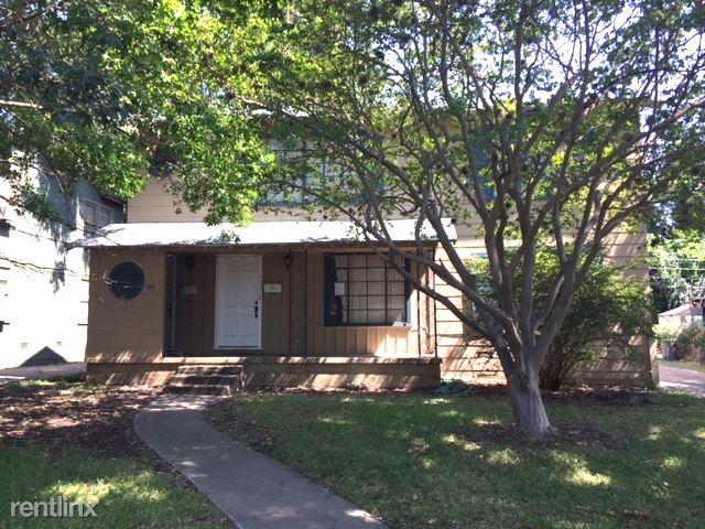 453 Bryn Mawr, San Antonio, TX - 875 USD/ month