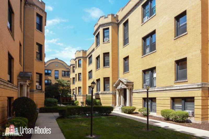 2420 N Sawyer Ave 4, Chicago, IL - 1,350 USD/ month