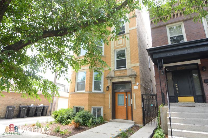 2814 N Troy St 2, Chicago, IL - 1,595 USD/ month