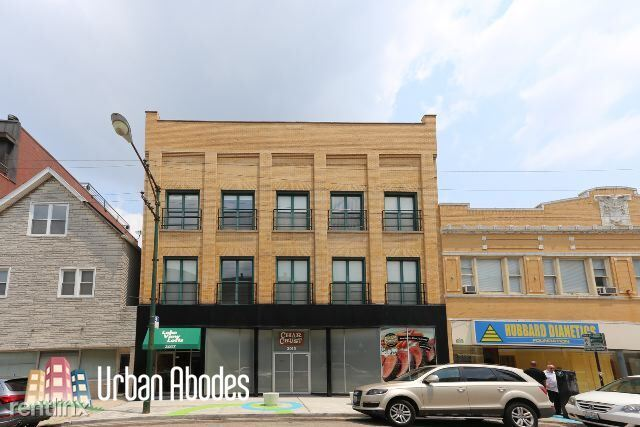 3017 N Lincoln Ave 2, Chicago, IL - 1,500 USD/ month