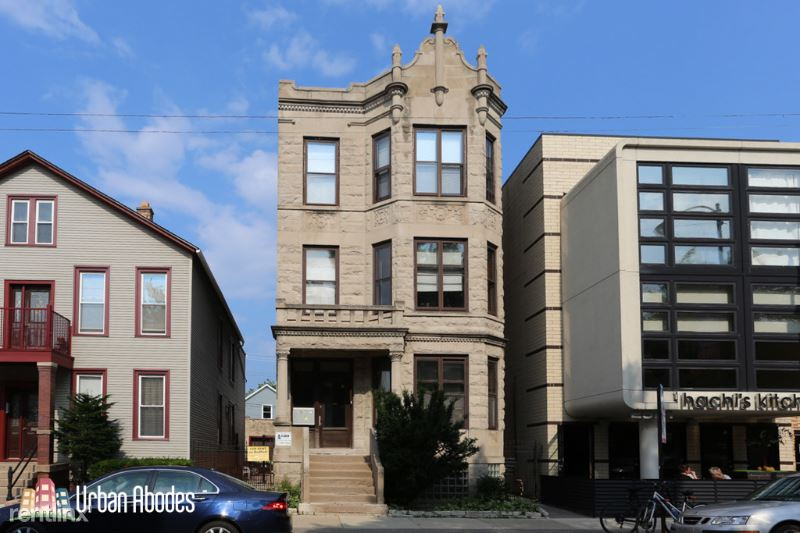 2523 N California Ave 6, Chicago, IL - 2,350 USD/ month