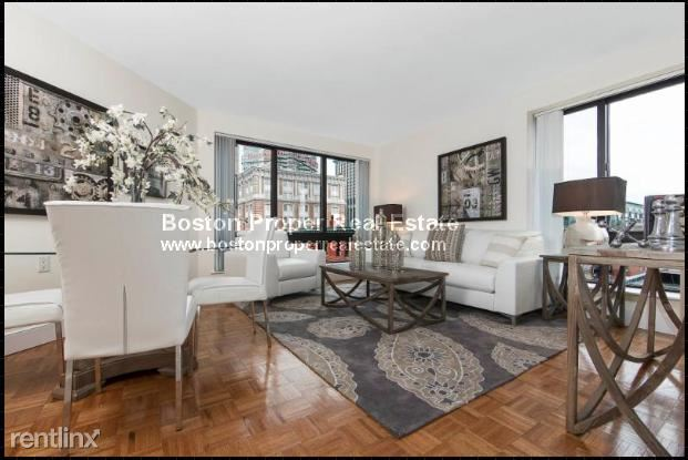 28 Exeter St Apt 208 - 3600USD / month