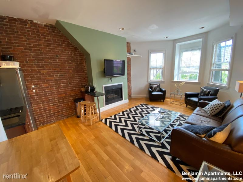 476 Columbus Ave 7, South End, MA - 2,700 USD/ month