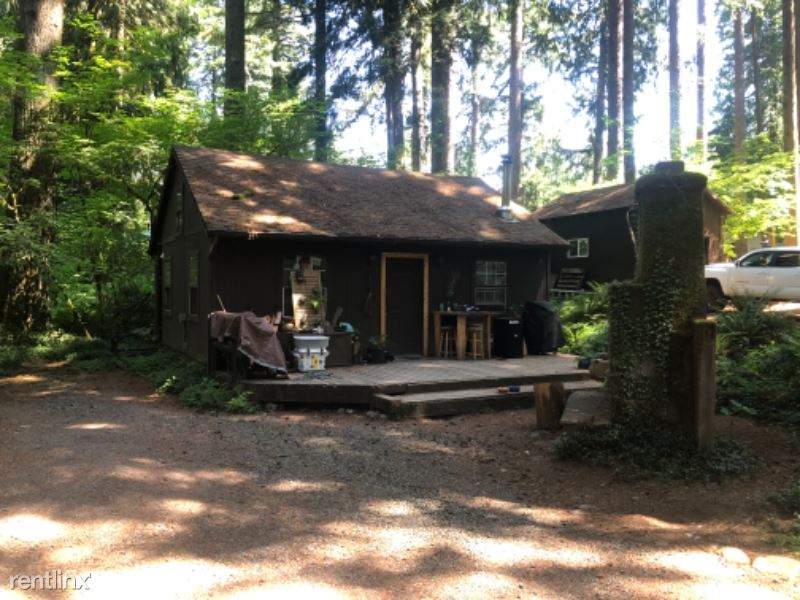 E Elk Park Rd, Welches, OR - 1,300 USD/ month