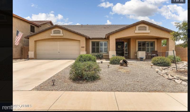 4395 E. Rose Quartz Lane, San Tan AZ, AZ - 2,695 USD/ month