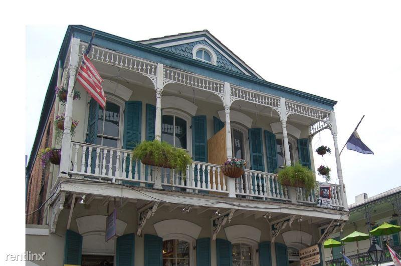 719 Bourbon St, New Orleans, LA - 1,500 USD/ month