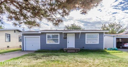 4611 S Hughes St, Amarillo, TX - 1,100 USD/ month