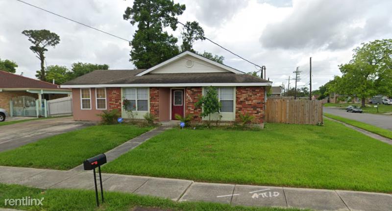 4650 Cardenas Drive, New Orleans, LA - 1,550 USD/ month