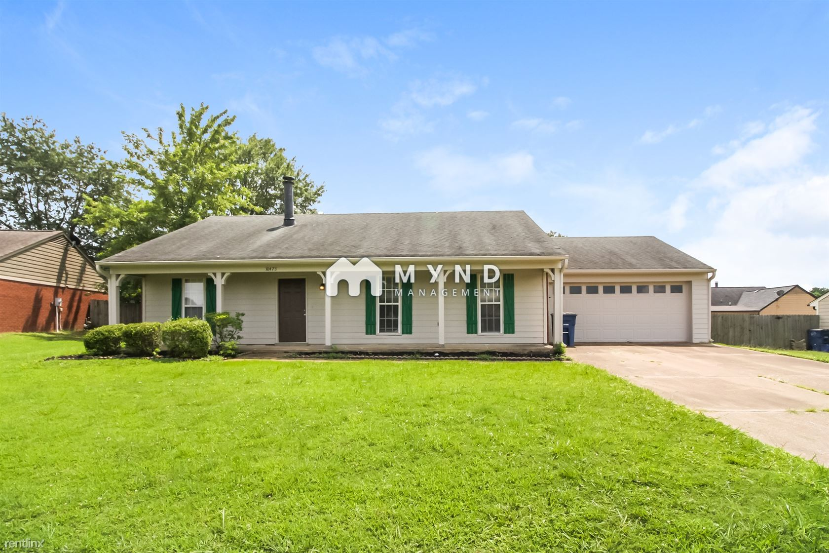 10475 Courtney Cove, Olive Branch, MS - 1,645 USD/ month