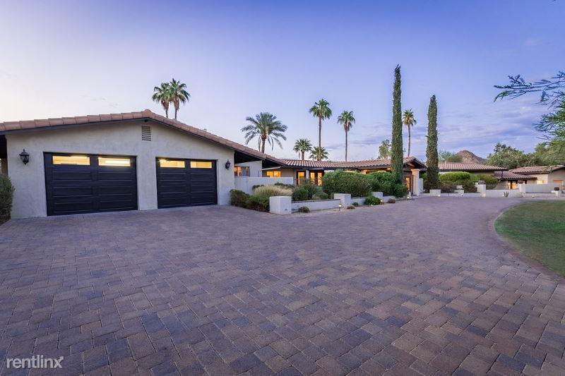 5000 E Road Runner Rd, Paradise Valley, AZ - 12,500 USD/ month