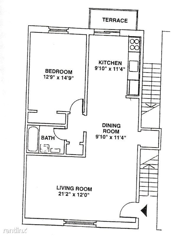 400 Matawan Ave, Cliffwood, NJ - 1,700 USD/ month