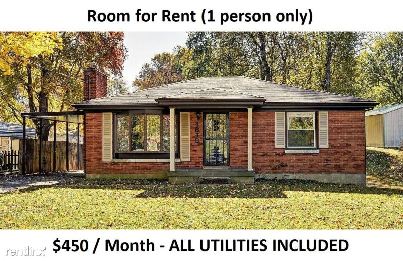 4610 Valley Station Rd, Louisville, KY - 450 USD/ month