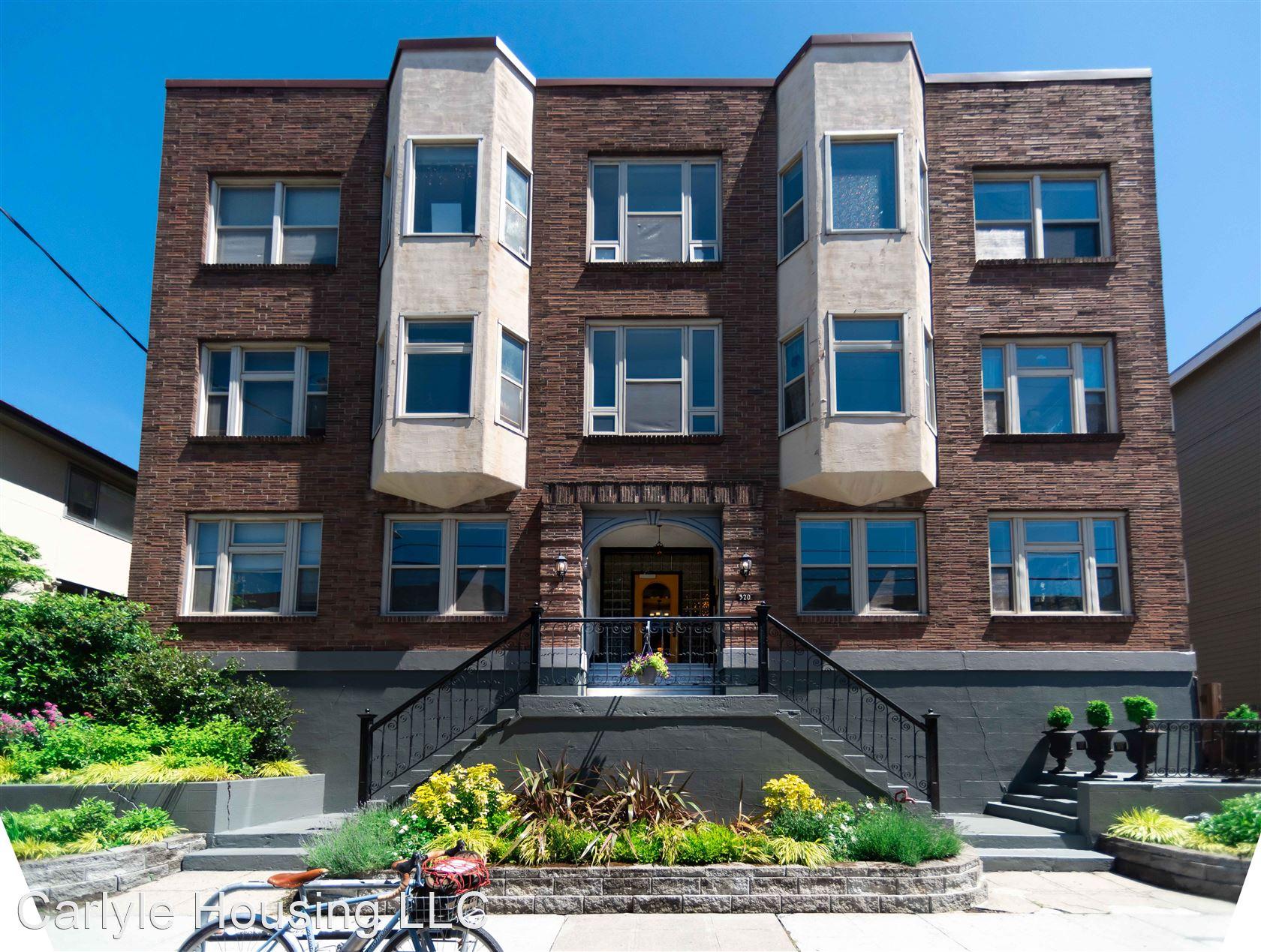 320 Summit Ave E, Seattle, WA - 1,700 USD/ month