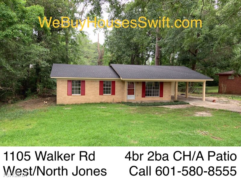 1105 Walker Rd, Laurel, MS - 1,495 USD/ month