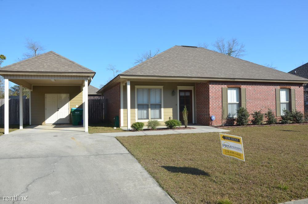 14100 Fox Hill Dr, Gulfport, MS - 1,350 USD/ month