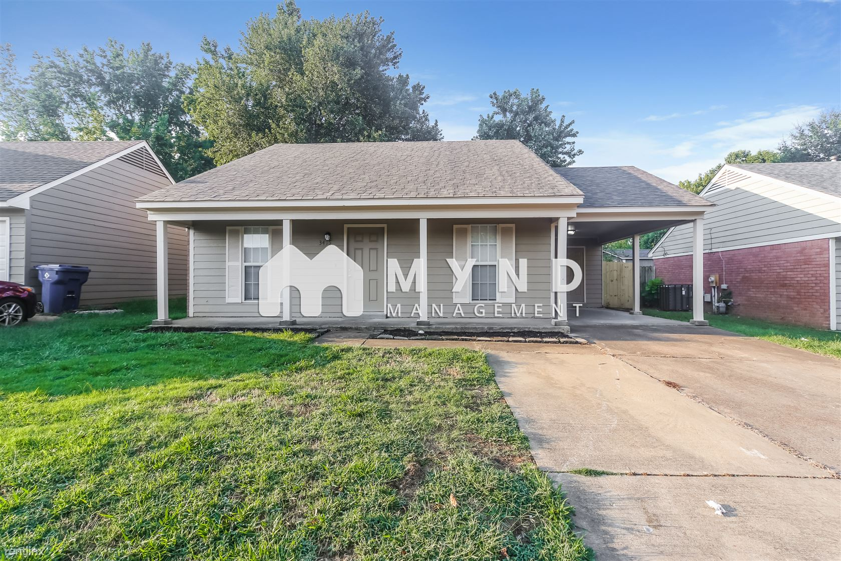 3415 Laurelwood Dr, Horn Lake, MS - 1,445 USD/ month