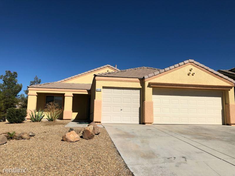 4118 Warren Rock St, North Las Vegas, NV - 2,500 USD/ month