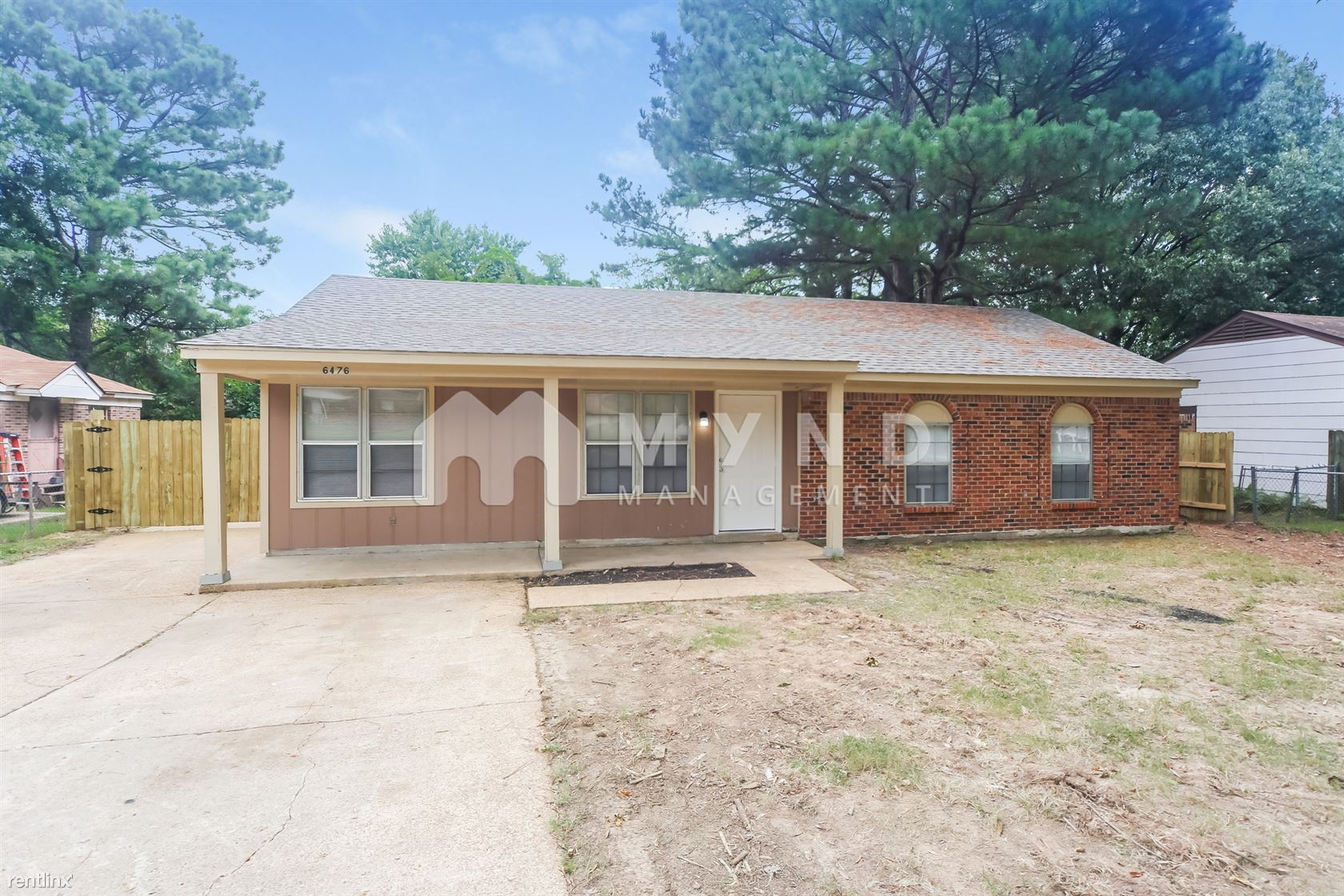 6476 Tulane Rd, Horn Lake, MS - 1,445 USD/ month