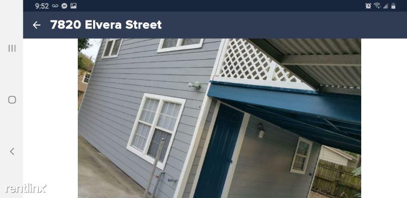 7820 Elvera St, Houston, TX - 975 USD/ month