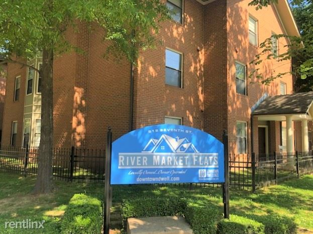 518 East 7th Street 17, Little Rock, AR - 725 USD/ month