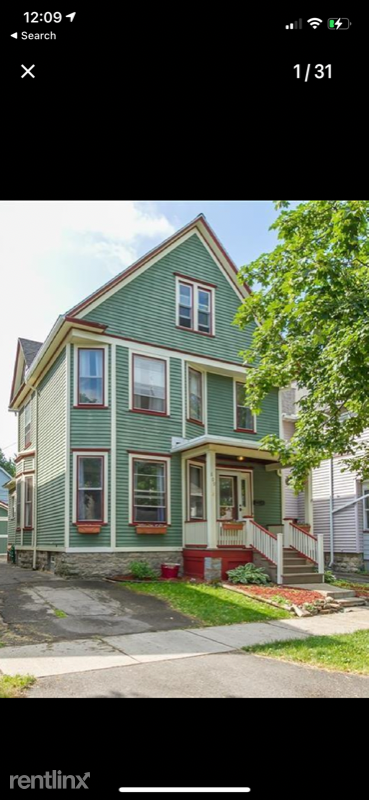 609 Linden Street, Rochester, NY - 2,400 USD/ month