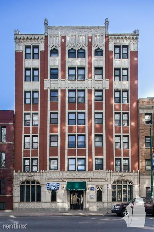 505 W Belmont Ave 3E, Chicago, IL - 725 USD/ month