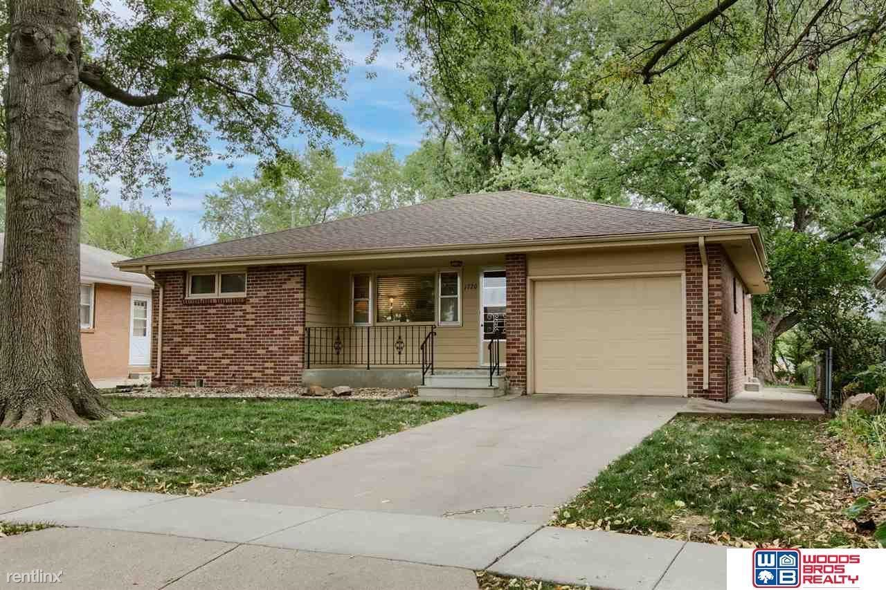 1720 N 62nd St, Lincoln, NE - 800 USD/ month