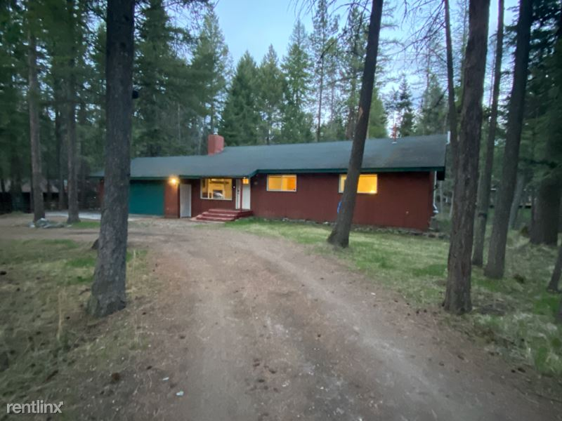 E. Lakeshore Dr., Whitefish, MT - 150 USD/ month