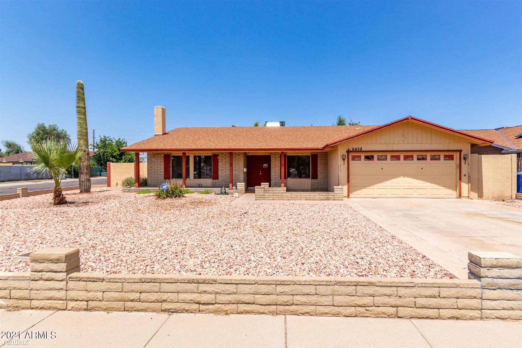 6458 W MARIPOSA Street, Phoenix, AZ - 2,995 USD/ month