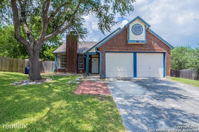14739 Hillside View, San Antonio, TX - 1,970 USD/ month