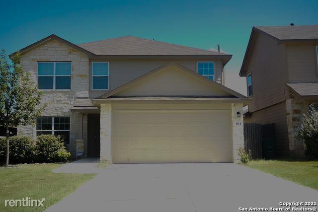811 BOYD BUNKER, San Antonio, TX - 2,430 USD/ month