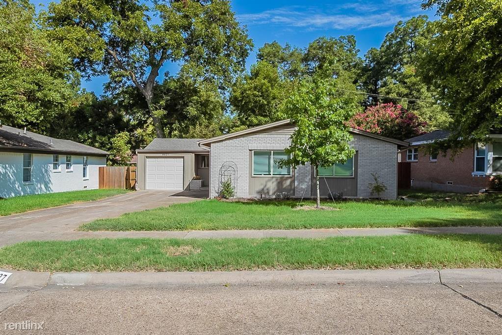 8627 Westglen Drive, Dallas, TX - 3,000 USD/ month