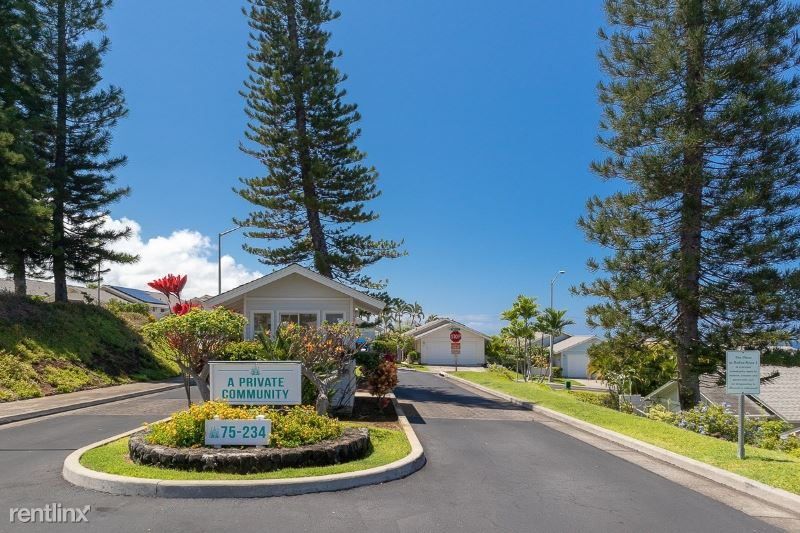 75234 NANI KAILUA DR, Kailua Kona, HI - 2,450 USD/ month