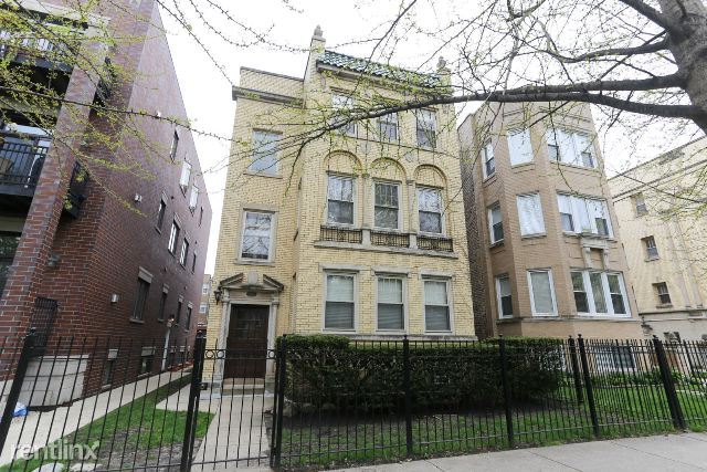 5535 N. Campbell, Unit 2, Chicago, IL - 1,595 USD/ month