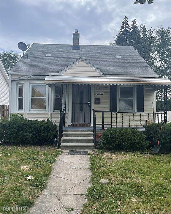 6858 Stahelin Ave, Detroit, MI - 1,000 USD/ month