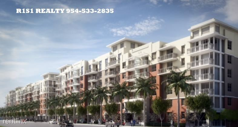 Sunrise and Federal, Ft Lauderdale, FL - $3,345 USD/ month
