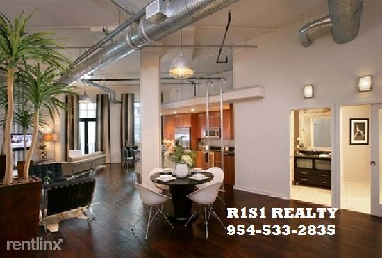 11 and 3rd ave, Ft Lauderdale, FL - $2,700 USD/ month